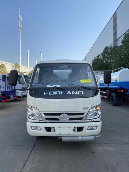 福田小卡6.3方油車