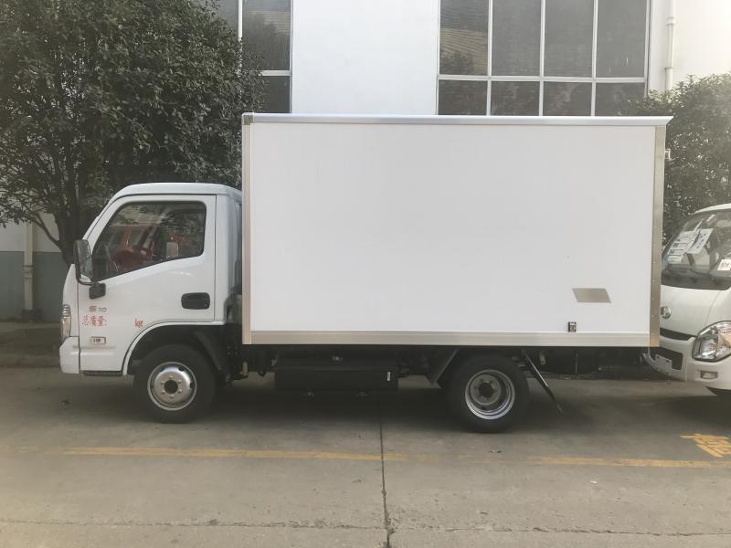 躍進小福星國六冷藏車
