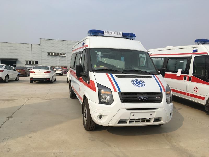 福特V348 監護型救護車 現車