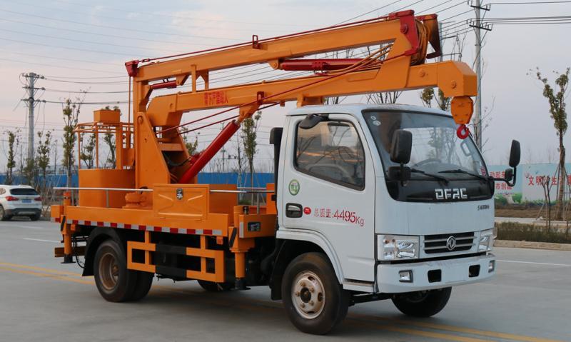 12米東風多利卡EHY5041JGKE高空作業車