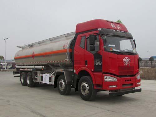 厂家直销解放前四后八27吨铝合金运油车 包上户 可分期 送货上门